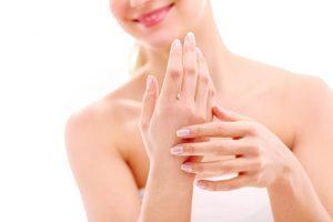 Điều trị nấm da tay