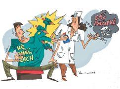 Không nên lợi dụng thuốc để chữa bệnh mề đay