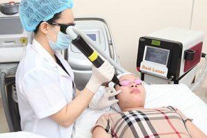 Liệu pháp TBW hỗ trợ chữa bệnh viêm da