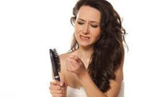 Nguyên nhân rụng tóc từng vùng