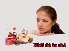 Nổi mề đay kiêng ăn đồ ngọt