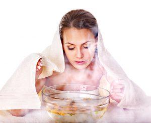 Xông hơi, tắm bằng đông y chữa bệnh vảy nến