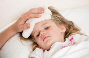 Hiện tượng bệnh thủy đậu ban đầu là sốt, mệt mỏi