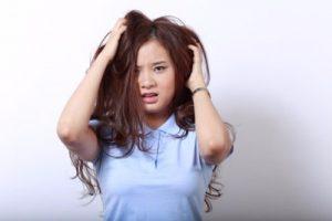biểu hiện của bệnh nấm da đầu